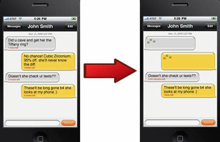 how to print text messages from iphone 5c