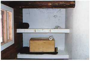 """U.S. teens faced this """"box"""" when disciplined in WWASPS facilities in Montana."""